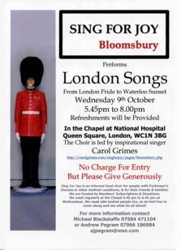 london-songs